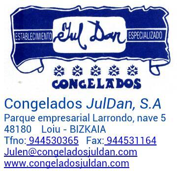 Congelados Juldan, s.a